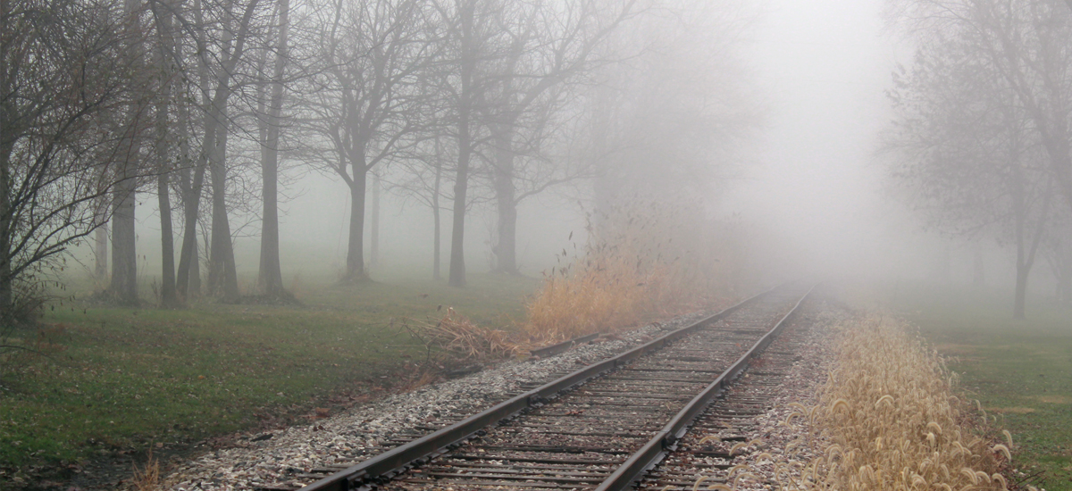 Railroad Tracks - Photography - Augustana College Photography I Class - 2016